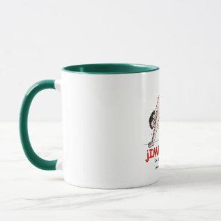 Yoga Down Dog Mug
