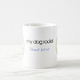 Yoga - Downward Facing Dog Classic White Coffee Mug