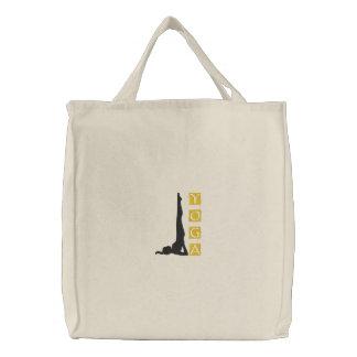 Yoga Embroidered Bag