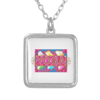 YOGA Enchanting Energy Print Pendants