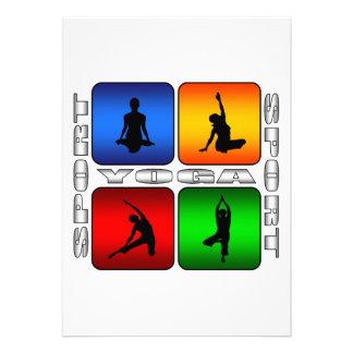 Yoga espectacular comunicados