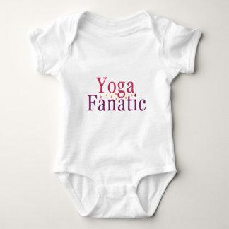 Yoga Fanatic Baby Bodysuit