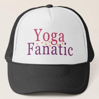 Yoga Fanatic Trucker Hat