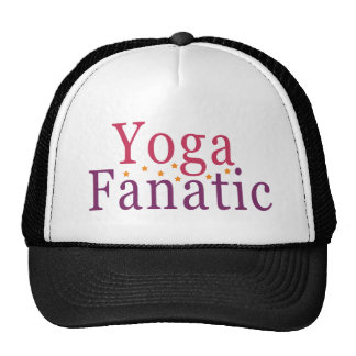 Yoga Fanatic Trucker Hat