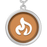 Yoga 'Fire' Necklace