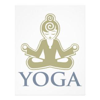 Yoga Tarjetas Informativas