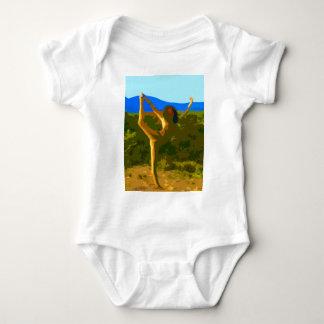 Yoga Freedom Baby Bodysuit