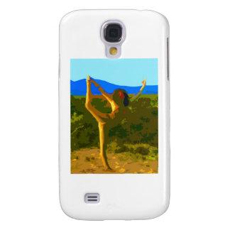 Yoga Freedom Samsung Galaxy S4 Case