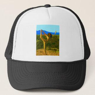 Yoga Freedom Trucker Hat