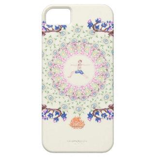 yoga Garden IV iPhone SE/5/5s Case