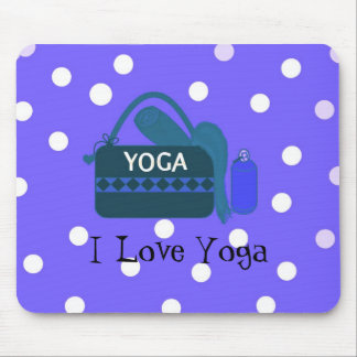 Yoga Gear Mouse Pad
