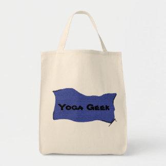Yoga Geek - Organic Yoga Tote Tote Bags