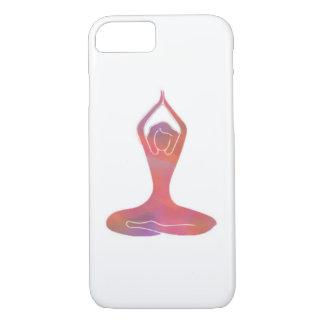 Yoga Girl iPhone 7 Case
