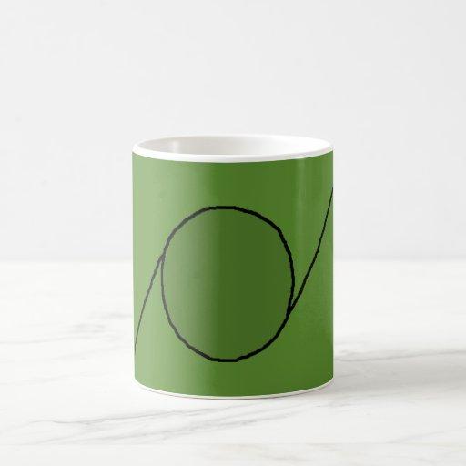 YOGA GREEN - mug