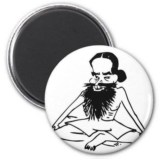 Yoga Guru Magnets