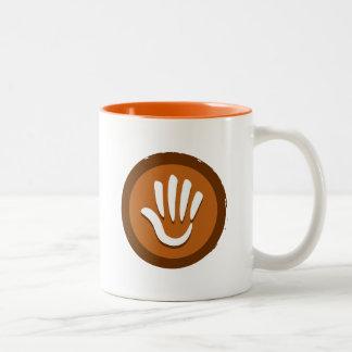 Yoga 'Hand' Mug