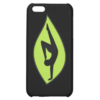 Yoga Handstand - Black iPhone Case iPhone 5C Case