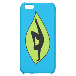 Yoga Handstand - Blue iPhone Case Cover For iPhone 5C