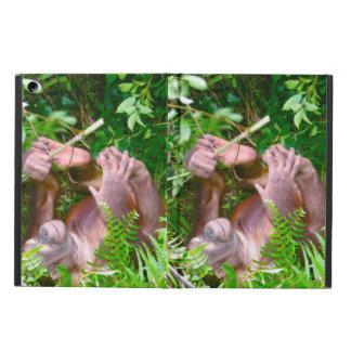 Yoga Happy Baby Orangutan Case For iPad Air