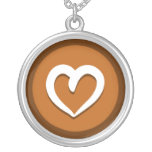 Yoga 'Heart' Necklace
