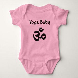 Yoga hindú del bebé playera