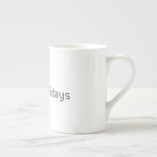Yoga Holidays Mug