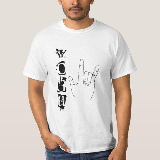 YOGA I Love You - Discount Yoga Shirts