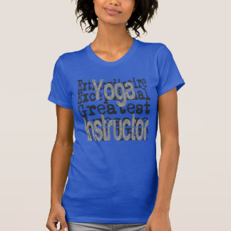 Yoga Instructor Extraordinaire T-Shirt