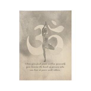 yoga poses posters  prints  zazzle