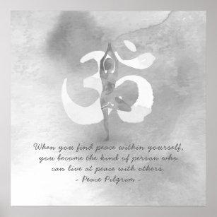 yoga poses posters  photo prints  zazzle