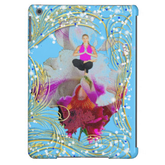 YOGA IPad air CASE-ARA ARTIST Cover For iPad Air