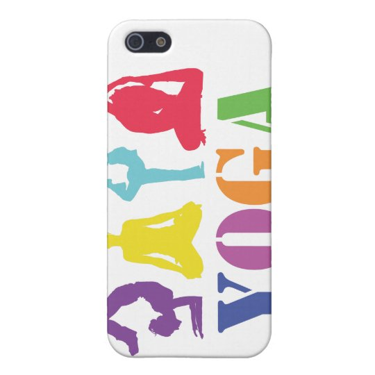 Yoga iPhone cover