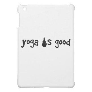 Yoga is Good ® Fitted™Hard Shell  iPad Mini Cover