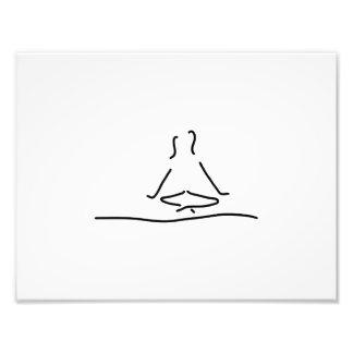 yoga joga meditation fotografía