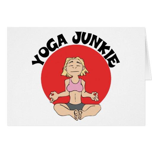 Yoga Junkie Gift Card