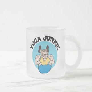 Yoga Junkie Men's Gift Mugs