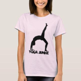 Yoga Junkie Tee Shirt