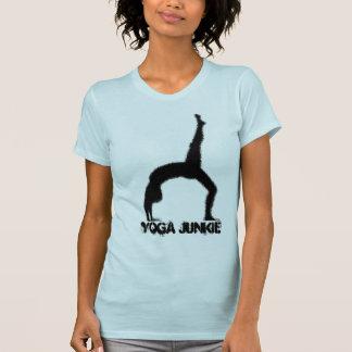 Yoga Junkie Tee