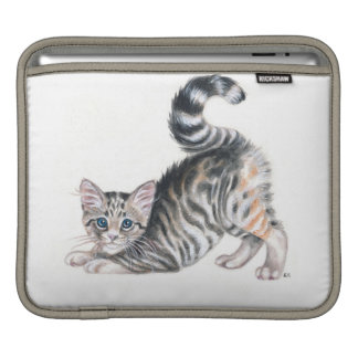 yoga kitten sleeve for iPads
