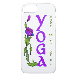 Yoga: La práctica para la mente, cuerpo y alma Funda iPhone 7