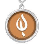 Yoga 'Leaf' Necklace