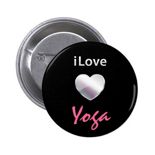 Yoga linda pin