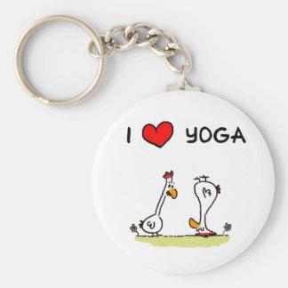 Yoga Llaveros Personalizados