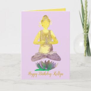 yoga cards  zazzle