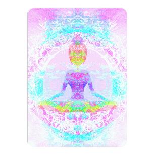 yoga pose invitations  zazzle