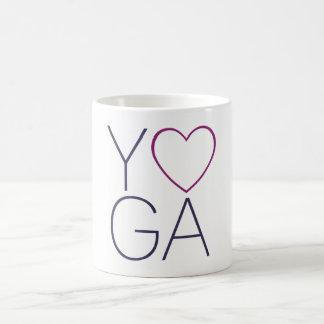 yoga love mug