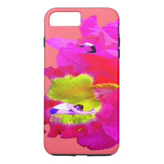 YOGA LOVE- ORCHID POSTURES iPhone 8 PLUS/7 PLUS CASE