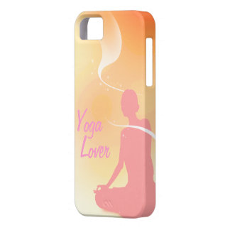 Yoga Lover iPhone SE/5/5s Case