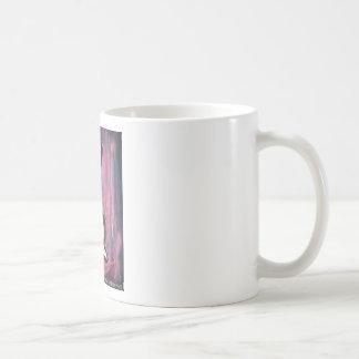 Yoga mama classic white coffee mug