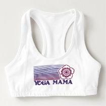 yoga mama sports bra